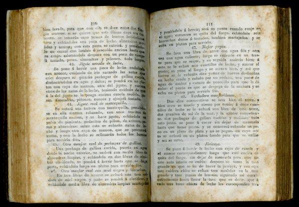 Novisimo Arte de Cocina, pp. 110-111