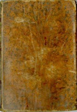 Novisimo Arte de Cocina, front cover