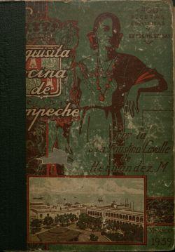 Exquisita Cocina de Campeche: 400 Recetadas, Title page