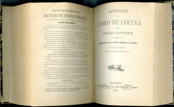 Libro de Cocina - supplement