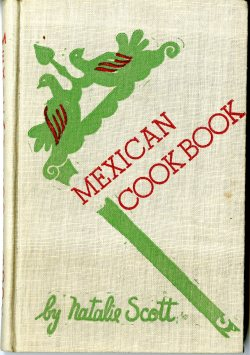 Mexican Cookbook by Natalie Scott