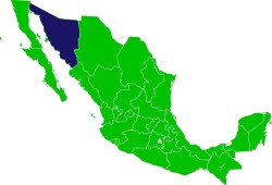 map-of-mexico-sonora