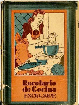 Recetario de Cocina (1944)
