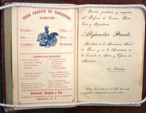 Title page of El Verdadero Práctico: Manual para las Familias (191?) by Alejandro Pardo