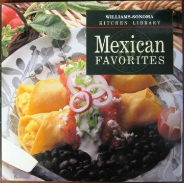 Front cover of Mexican Favorites (1993)