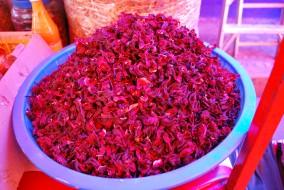 Dried Jamaica Flowers