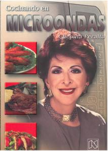 Cocinando en Microondas (2003) by Chepina Peralta. UTSA Libraries Special Collections.