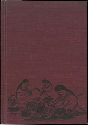 Discovering Mexican Cooking (1958) by Alice Erie Young and Patricia Peteres Stephenson. UTSA Libraries Special Collections.