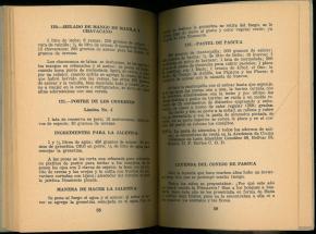 Abril (30 Menus Practicos y Economicos) by Josefina Velázquez de León. UTSA Libraries Special Collections.