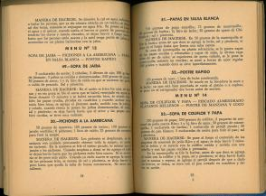 Octubre (31 Menus Economicos) by Josefina Velázquez de León. UTSA Libraries Special Collections.