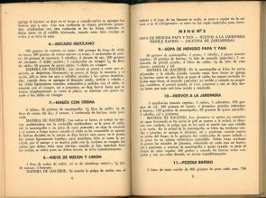 Julio (31 Menus Economicos) by Josefina Velázquez de León. UTSA Libraries Special Collections.